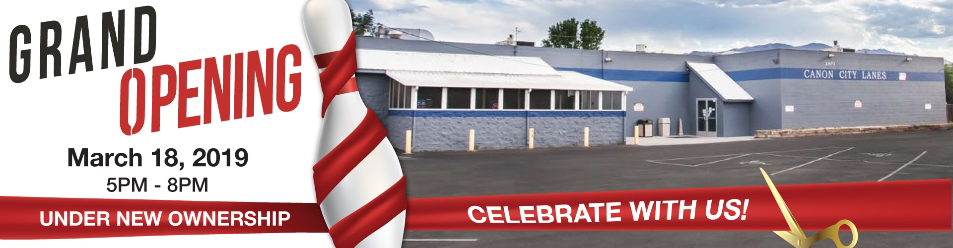 Canon City Lanes Grand Opening